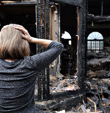Comment etre rembourse pour incendie